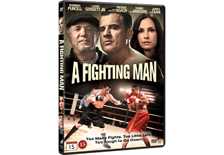 A Fighting Man Drama DVD