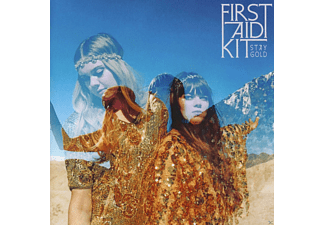 First Aid Kit - Stay Gold [CD]