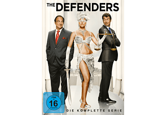 The Defenders - Die komplette Serie - (DVD)