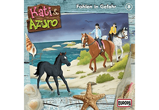 SONY MUSIC ENTERTAINMENT (GER) Kati & Azuro 08: Fohlen in Gefahr