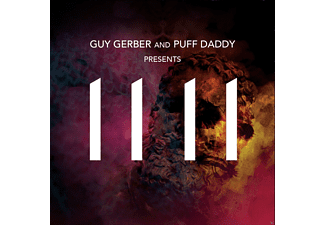 Guy Gerber, Puff Daddy - 11 11 - (CD)
