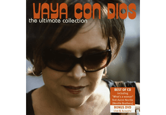 Vaya Con Dios - THE ULTIMATE COLLECTION - (CD + DVD)