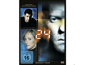 24 - Staffel 4 - (DVD)