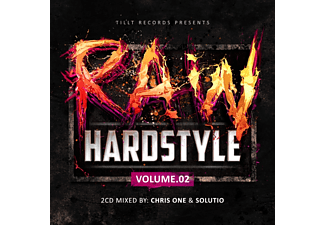 Various - Hardstyle - The Ultimate Collection Vol. 1 2008