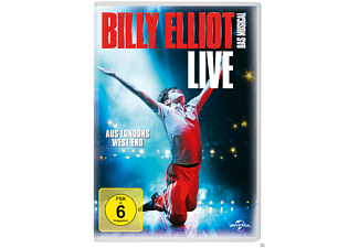 Billy Elliot - Das Musical - (DVD)