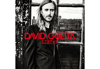 David Guetta - Listen (Deluxe Edition) - (CD)