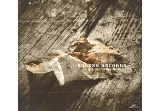 Broken Records - Let Me Come Home - (CD)