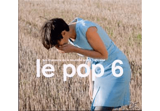 VARIOUS - Le Pop 6 - (CD)