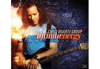 Chris Group Duarte - Infinity Energy [Import] - (CD)