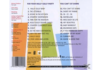 The Dovells - For Your Hully Gully Party/You Can't Sit Down - (CD)