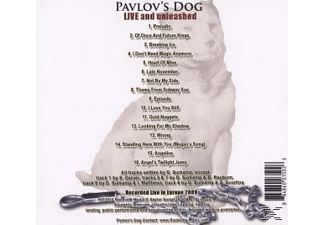Pavlov's Dog - Live And Unleashed - (CD)