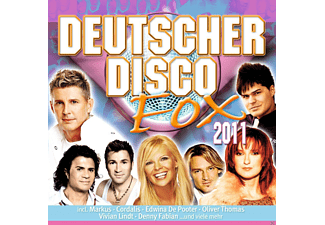 VARIOUS - Deutscher Disco Fox 2011 - (CD)