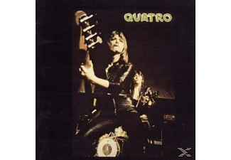 Suzi Quatro - Quatro (Expanded + Remastered) - (CD)
