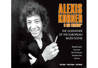 Alexis Korner - The Godfather Of The European Blues-Scene - (CD)
