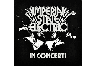 Imperial State Electric - In Concert! - (CD)