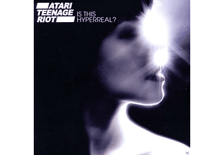 Atari Teenage Riot - Is This Hyperreal? - (CD)