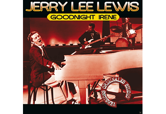 Jerry Lee Lewis - Goodnight Irene - (CD)