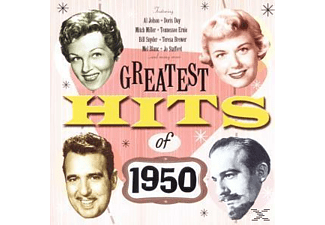 VARIOUS - Greatest Hits Of 1950 [CD]