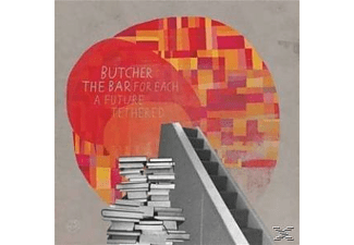 Butcher The Bar - For Each A Future Tethered - (CD)