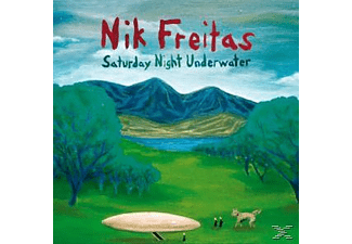 Nik Freitas - Saturday Night Underwater - (CD + Bonus-CD)