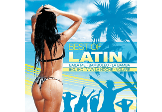 VARIOUS - Best Of Latin - (CD)