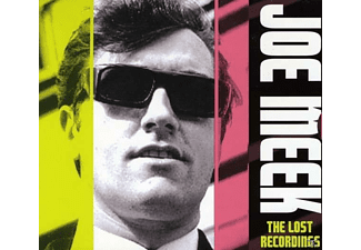 VARIOUS - Joe Meek - The Lost Recordings - (CD)