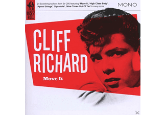 Cliff Richard - Move It [CD]