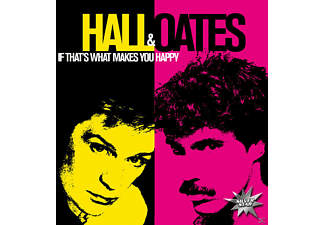Hall & Oates - If That's What Makes You Happy - (CD)