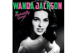 Wanda Jackson - Queen Of Rockabilly - (CD)