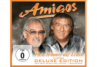 Die Amigos - Mein Himmel Auf Erden-Limited - (CD + DVD Video)