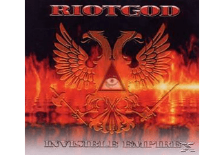 Riotgod - Invisible Empire - (CD)