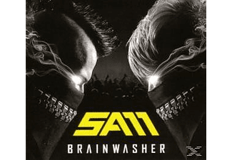 Sam - Brainwasher [CD]