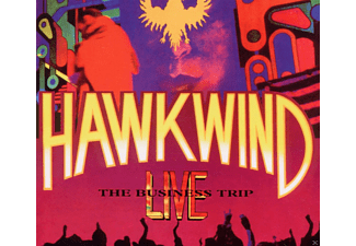 Hawkwind - The Business Trip (Expanded+Remastered) - (CD)