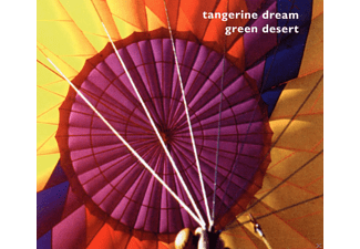 Tangerine Dream - Green Desert (Remastered Edit.) - (CD)