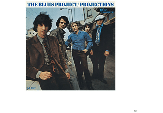 The Blues Project - Projections Mono Limited Edition Cd - (CD)