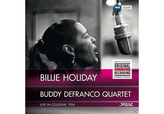 Buddy Defranco Quartet / Billie Holiday - Live In Cologne 1954 - (Vinyl)