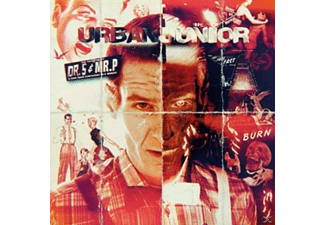 Urban Junior - The Truth About Dr.S & Mr.P-A On - (LP + Bonus-CD)