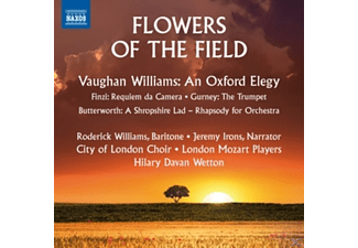 Roderick Williams - Flowers of the Field - (CD)
