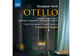 Smith/Angeletti/Cata - Othello - (CD)