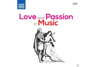 Diverse Klassik - Love and Passion in Music - (CD)