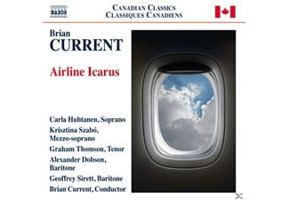 Szabo/Thomson/Dobson - Airline Icarus - (CD)