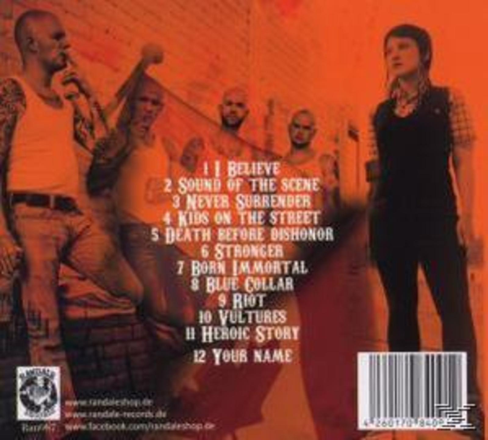 Jenny Discharger / Woo - Clockwork Patriots - (CD)