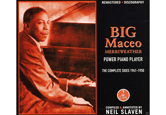 Big Maceo Merriweather - Big Maceo Merriweather - The Complete Sides 1941-1950 [CD]