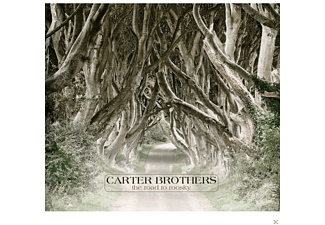 Carter Brothers - THE ROAD TO ROOSKY - (CD)