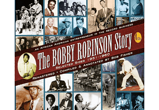 VARIOUS - The Bobby Robinson Story - (CD)