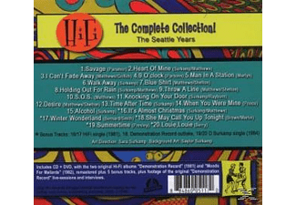 Hi-Fi (Feat.Singers Of Pavlov's Dog+Fairport Co - The Complete Collection (+Bonus) - (CD + DVD Video)