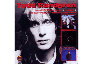 Todd Rundgren - Hermit Of Mink Hollow / Healing / The Ever Popular Tortured Artist Effect - (CD)