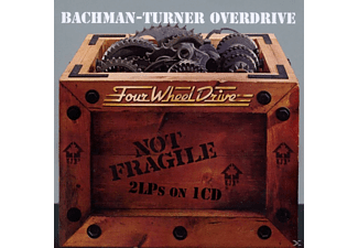 Bachman-Turner Overdrive - Four Wheel Drive - (CD)