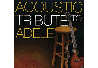 The Guitar Tribute Players - Acoustic Tribute To Adele - (CD)