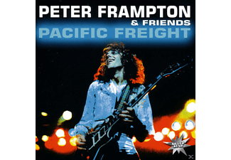 Peter & Friends Frampton - Pacific Freight - (CD)